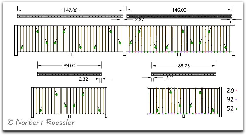 Deck Railing Drawings Railing Drawings